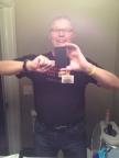 BNO Captain Bob checks out the bathroom! With a selfie!